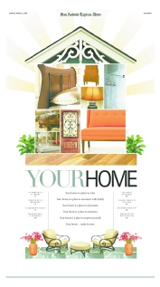 Your Home Cover