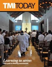 TMI Magazine cover
