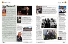 TMI magazine spread
